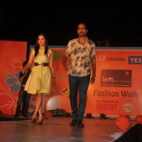 Vishwajeet Pradhan at GR8! Fashion Walk for the Cause Beti by Television Sitarre
