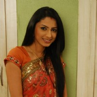 Rucha Hasabnis as Rashi in Saath Nibhana Saathiya tv show.