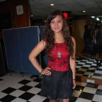 Aashika Bhatia at Tony and Deeya Singh's bash at The Club