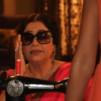 "Kirron Kher during the Mahurat of Movie ""Ajab Gazabb Love"" 