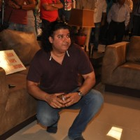 "Sajid Khan during the Mahurat of Movie ""Ajab Gazabb Love"" 