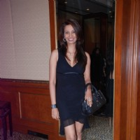 Diana Hayden at SNDT Chrysalis show in Leela