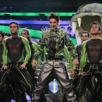Raghav Crocroaz at Dance India Dance Season 3 Grand Finale in Mumbai