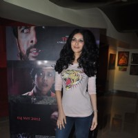 Nandana Sen at 'The Forest' Movie First Look launch