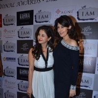 Sangeeta Bijlani and Urmila Matondkar at 'I Am' success bash | I Am Event Photo Gallery