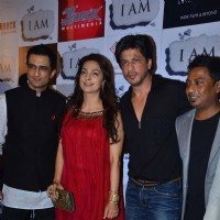 Sanjay Suri, Shahrukh Khan, Onir and Juhi chawla at 'I Am' success bash | I Am Event Photo Gallery