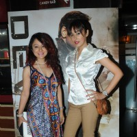 Madhuri Pandey and Anjali Pandey at Premiere of film Tezz