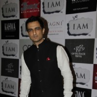 Sanjay Suri at 'I Am' National Award winning bash | I Am Event Photo Gallery