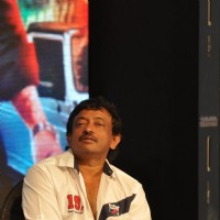 Ram Gopal Verma at 'Department' film press meet