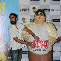 Ranvir Shorey at Fatso film promotions at Inorbit Mall | Fatso Event Photo Gallery