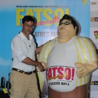 Rajat Kapoor at Fatso film promotions at Inorbit Mall | Fatso Event Photo Gallery