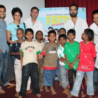Purab Kohli, Ranvir Shorey, Rajat Kapoor, Gul Panag at Fatso special screening for kids | Fatso Event Photo Gallery