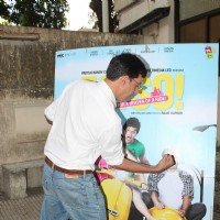 Rajat Kapoor at Fatso special screening for kids at Ketnav | Fatso Event Photo Gallery