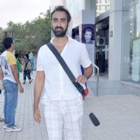Ranvir Shorey at Fatso stars sell tickets at PVR | Fatso Event Photo Gallery