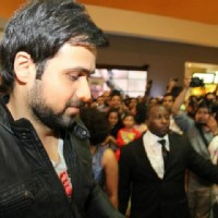 Emraan Hashmi at the premiere of Jannat 2 at Diera City Centre Dubai | Jannat 2 Event Photo Gallery