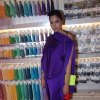 Bollywood actress Sameera Reddy at the Hab store launch in Mumbai
