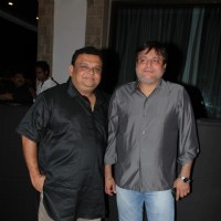 Atul Parchure and Manoj Joshi at Film Love Recipe Music Launch