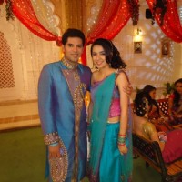 Ankit Bathla With Swati Kapoor