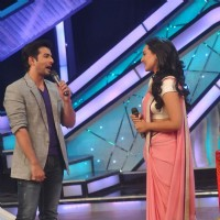 Jay Bhanushali with Sonakshi Sinha on DID Little Masters | Rowdy Rathore Event Photo Gallery