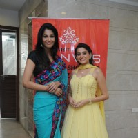 Smita Bansal and Rupali Shah at Urvee Adhikaari's new collection for Canvas-Summer shopping bazaar