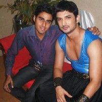 Sushant Singh Rajput With A Fan During ITA Awards
