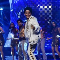 Darsheel Safary at Jhalak Dikhhla Jaa 5 - Dancing with the stars