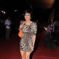 Mandira Bedi at the premiere of film 'Ferrari Ki Sawaari' | Ferrari Ki Sawaari Event Photo Gallery