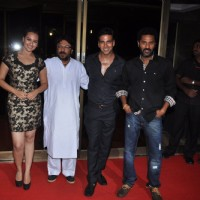 Sonakshi Sinha, Sanjay Leela Bhansali, Akshay Kumar and Prabhu Deva at Rowdy Rathore Success Party | Rowdy Rathore Event Photo Gallery