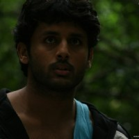 Nitin Reddy looking shocked | Agyaat Photo Gallery