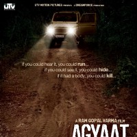 Poster of the movie Agyaat | Agyaat Posters