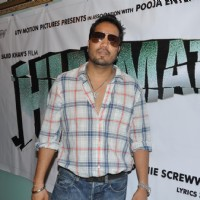 Mika Singh at Song Recording of Film Himmatwala - 2 | Himmatwala(2013) Event Photo Gallery