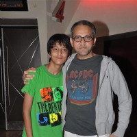 Rajesh Mapuskar at Film Ferrari Ki Sawaari Kids Special Screening | Ferrari Ki Sawaari Event Photo Gallery