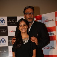 Jackie Shroff and Ananya Vij at Launch of 'Life's Good' promo | Life's Good Event Photo Gallery
