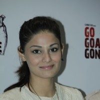 Pooja Gupta promoting Movie Go Goa Gone