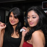 Jennifer Winget and Sonia Singh