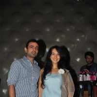 Mayank Anand and Shraddha Nigam at Lakme Fashion Week Winter Festive 2012