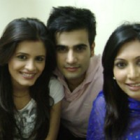 Karan, Chandana and Perneet