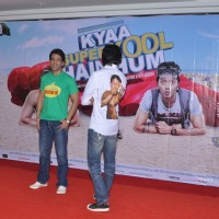 Birthday celebration of Fakruddin with Kyaa Super Kool Hai Hum team | Kyaa Super Kool Hain Hum Event Photo Gallery