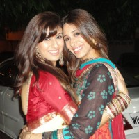 Khushboo and Kishwer