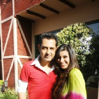 Khushboo and Gippy