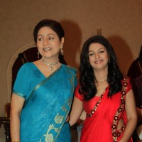 Aroona Irani and Keerti Nagpure at Press Conference of Parichay Nayee Zindagi Kay Sapno Ka