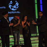 Mohit Chauhan at Credai Real Estate Awards 2012