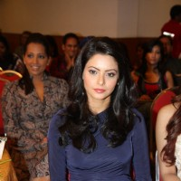 Aamna Shariff at International Diamond Day