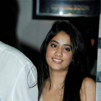 Sridevi's daughter Jhanvi at First Look Film English Vinghlish | English Vinglish Event Photo Gallery