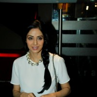 Sridevi at First Look Film English Vinghlish | English Vinglish Event Photo Gallery