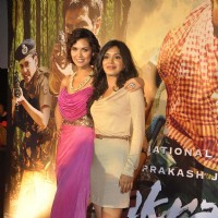 Bollywood actress Esha Gupta at the launch of Prakash Jha's 'Chakravyuh' in Cinemax, Mumbai. .