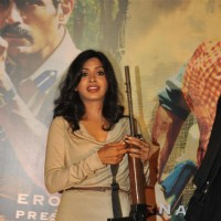 Anjali Patil at Unveiling of forthcoming film Chakravyuh