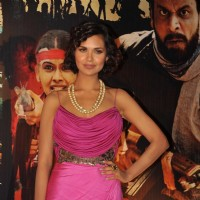 Esha Gupta at Unveiling of forthcoming film Chakravyuh | Chakravyuh Event Photo Gallery