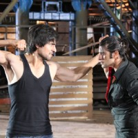 A still of Harshad Chopra and Karanvir Bohra from Dil Se Di Dua Saubhagyavati Bhava