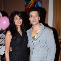 Kavita Kaushik and Aamir Ali at SAB TV's F.I.R. celebrates completion of 7 years